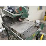 MULTI-2 NO110B ELECTRIC COLD CUT SAW WITH 10.5 HP, SLIDING TABLE, S/N: N/A [RIGGING FEES FOR LOT #17