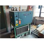 GRIEVE EBS-350 ELECTRIC OVEN WITH 350 DEG. F MAX. TEMPERATURE, S/N: N/A [RIGGING FEES FOR LOT #