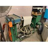 "ALLEN BRADLEY 24"" SINGLE SHAFT WINDER WITH APPROX. 24"" DIAMETER ROLL, S/N: N/A [RIGGING FEES FOR LOT"