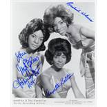 MARTHA & THE VANDELLAS: American female
