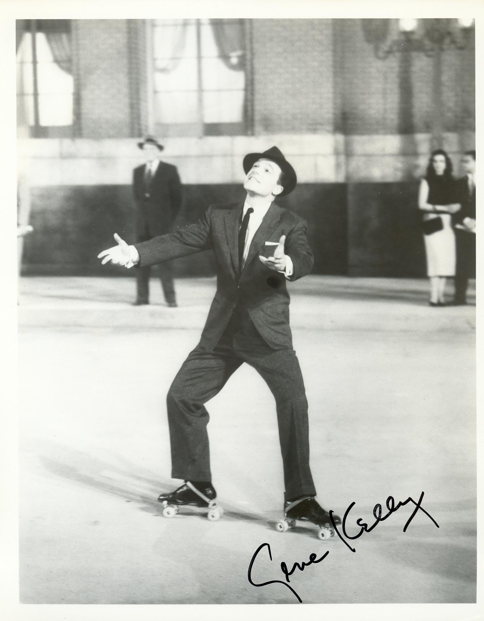 KELLY GENE: (1912-1996) American Dancer