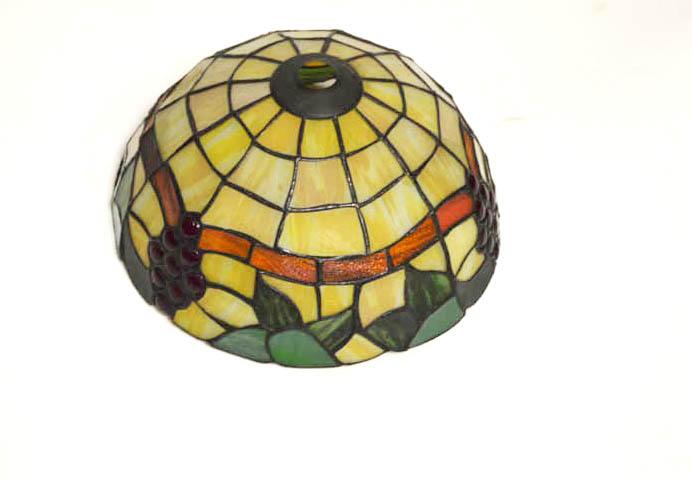Lot 53 - A Good Tiffany Glass Shade
