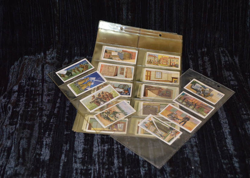 Lot 676 - A Lot of Early WII Cigarette Cards