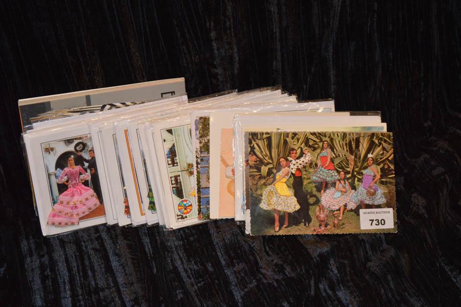 Lot 730 - A Lot of Postcards