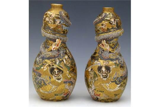 Download Wallpaper Gourd Vases Full Wallpapers