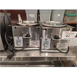 Pair of Server D1-1 Hot Serving Pumps