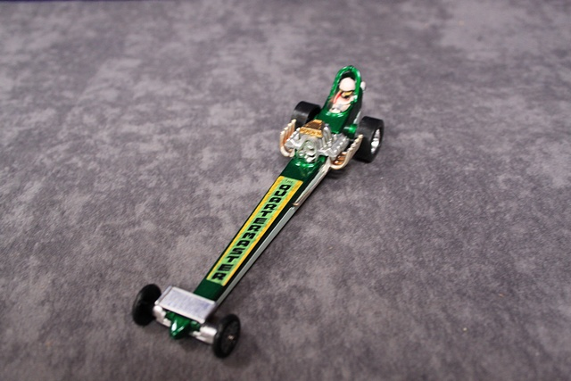 Corgi Whizzwheels Diecast Number 162 Quartermaster Dragster With Crisp Box - Image 3 of 3