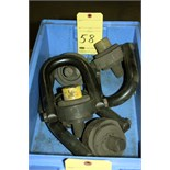 LOT OF SHACKLES, H.D.  (in one container)