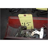 LOT OF VISE GRIP CLAMPS, assorted