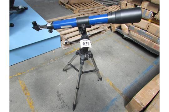 Bresser skylux refractor telescope x