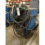 Miller 200 Amp Millermatic 250 CV-DC Arc Welding Power Source/Wire Feeder, S/N KG113145 (1996)