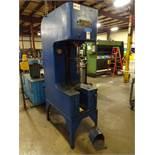 Denison Multipress 10 Ton Model GC10C02D15A68 Hydraulic Press, S/N 10759 T9