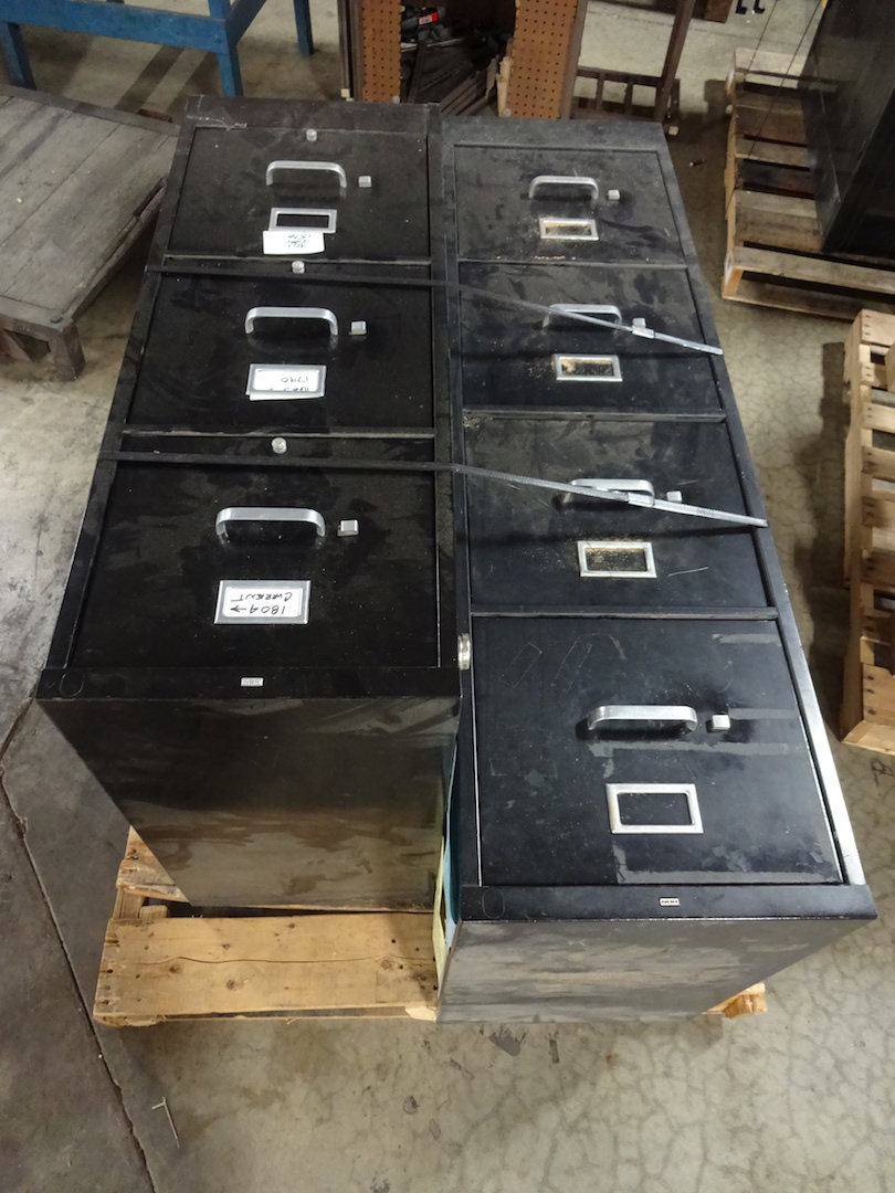 LOT: Storage Cabinets & File Cabinets - Image 2 of 2