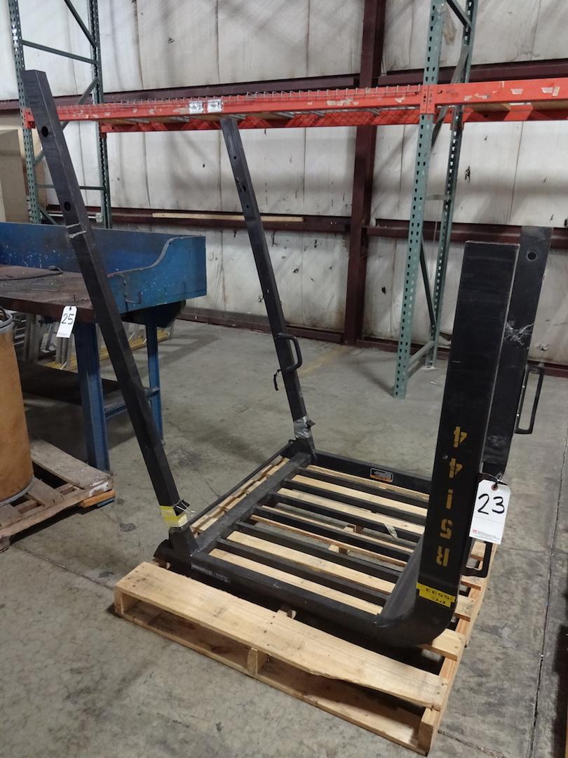 LOT: Assorted Forklift Parts