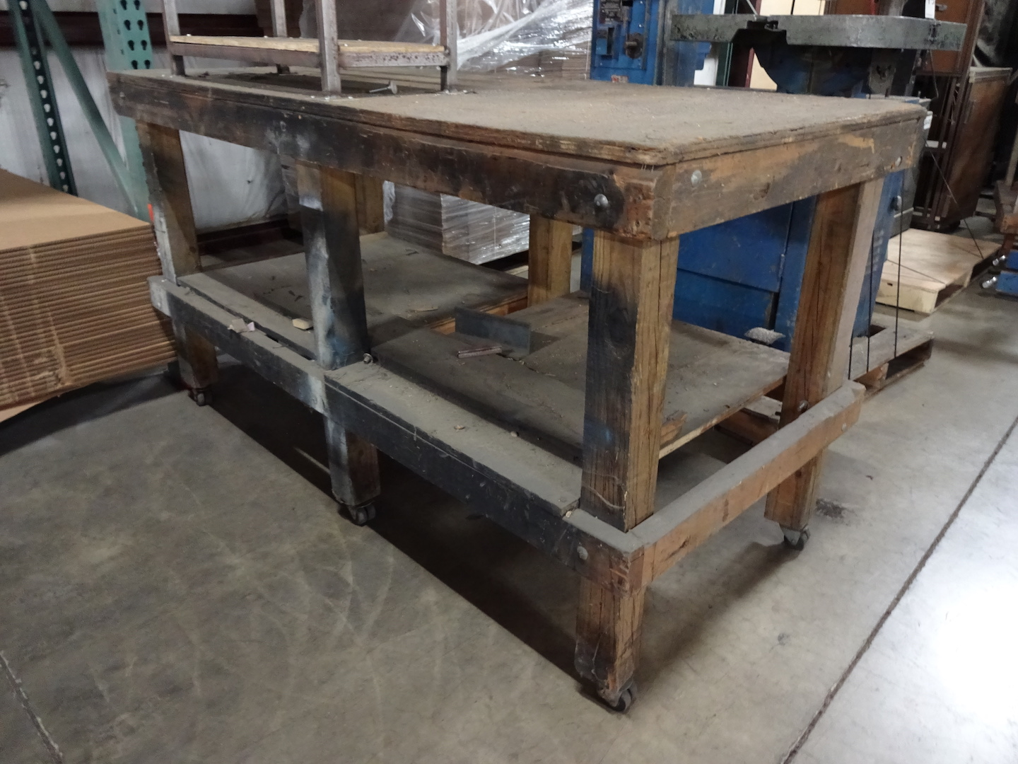 LOT: Assorted Wood Tables - Image 3 of 3