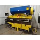 Dreis & Krump 10 ft. x 50 - 75 Ton Model 68C Press Brake, S/N L14716, 78.5 in. Between Housings,