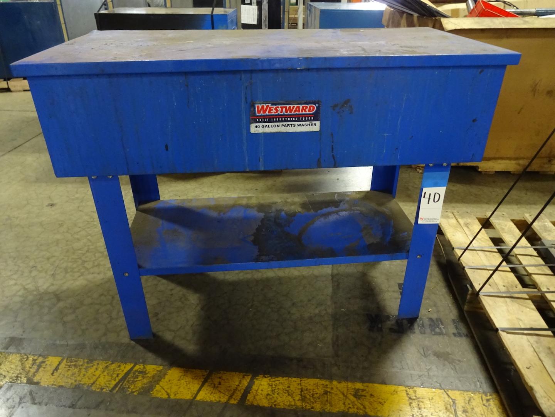Westward 40 Gallon Parts Washer