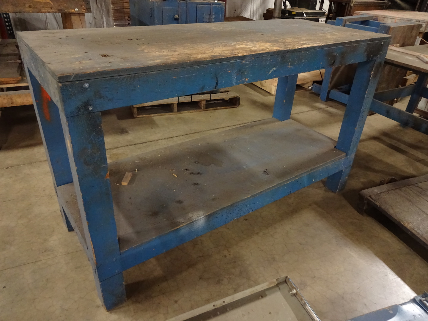 LOT: Assorted Wood Tables - Image 2 of 3