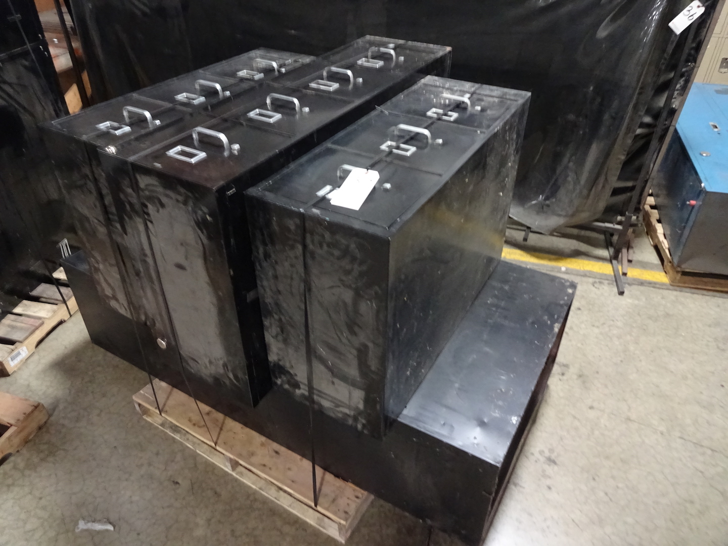 LOT: Assorted File Cabinets