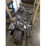 LOT: Assorted Steel Rod