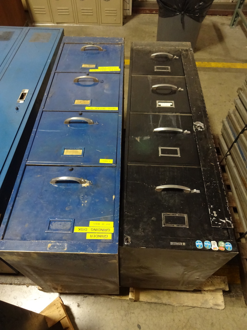 LOT: Assorted File Cabinets - Image 2 of 3