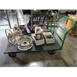 Steel Platform Cart