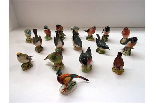 Dating beswick birds