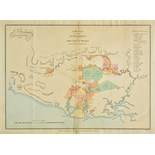 Mann (David Dickenson). The Present Picture of New South Wales..., 1st edition, 1811, folding hand-
