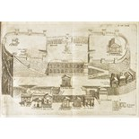 Nardini (Famiano). Roma Antica, 2nd edition, Rome: Falco, 1666, 15 engraved plates (8 folding, 1