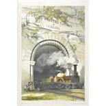 Bourne (John C.). The History and Description of the Great Western Railway, including its Geology,
