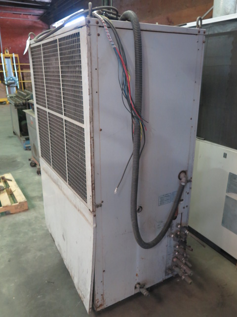 Lot 36 - SMC mdl. INR-338-109B Cooling Unit s/n WO-1