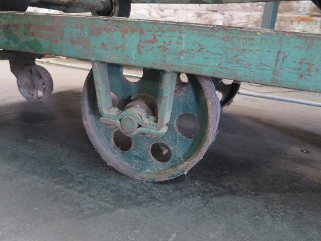 Lot 20 - Heavy Duty Flat Cart