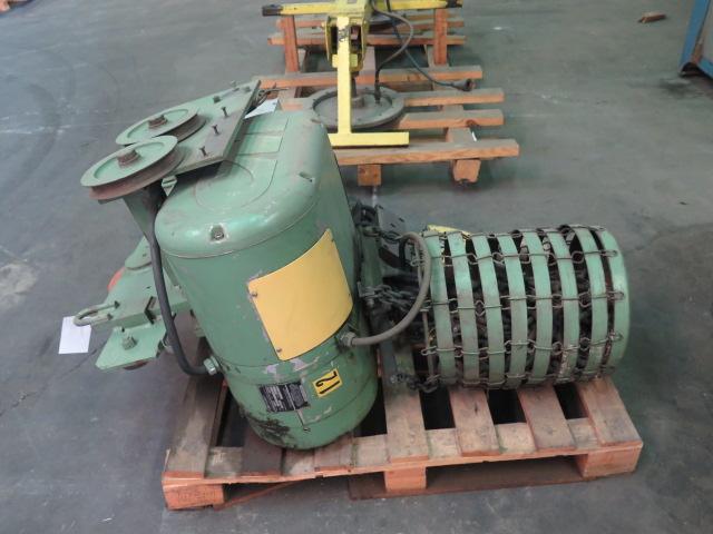 Lot 33 - CM 7.5 Ton Cap Electric Hoist