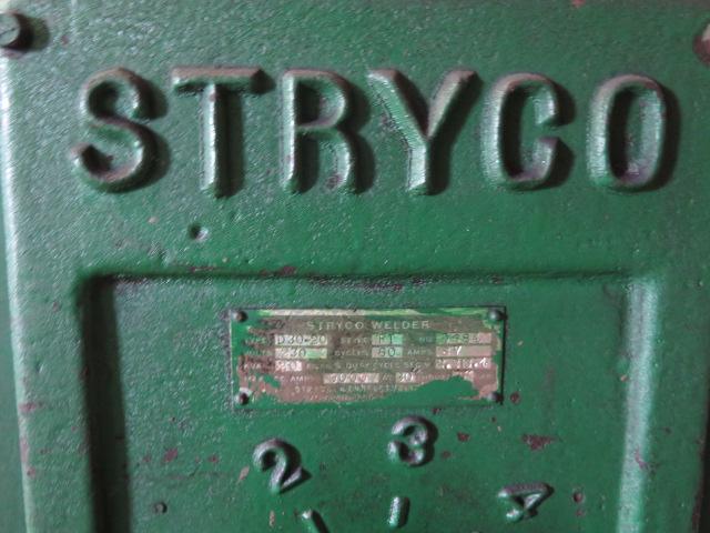 """Lot 26 - Stryco Type D30-20 20kVA x 30"""" Spot Welder s/n 5684"""