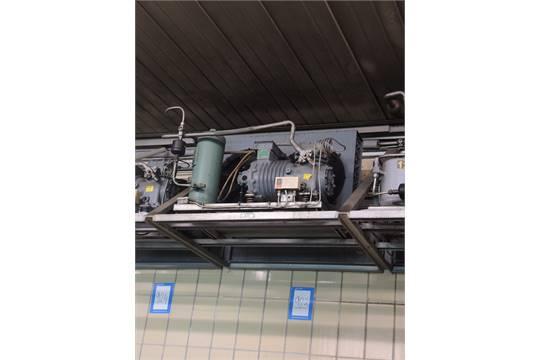 DWM Copeland cooling compressor, type: DLFE-301-EWL, serial
