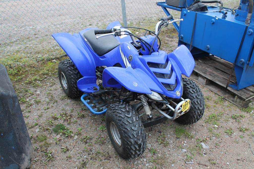 Lot 2009 - YAMAHA CHILDS QUAD