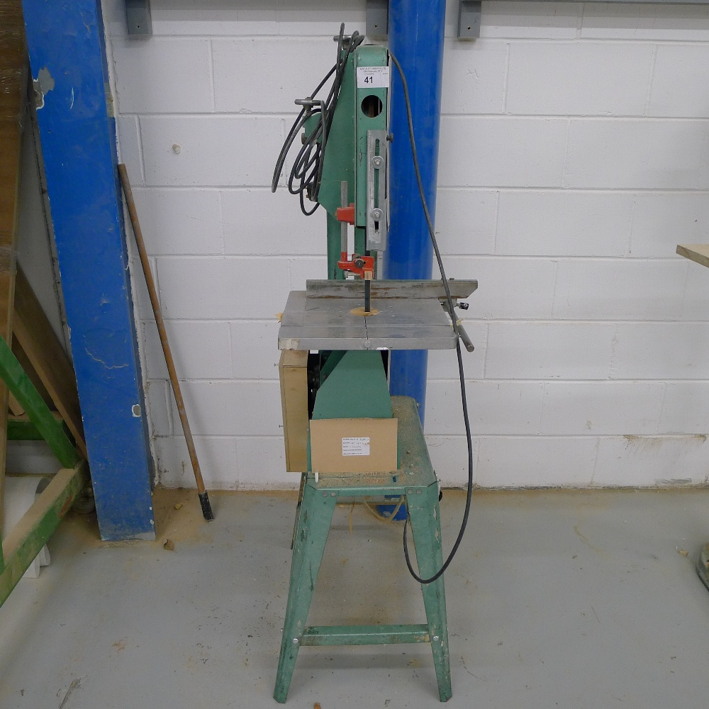 Lot 41 - 1 band saw by Kity type 612, 240v