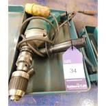 Assortment of Makita Power Tools including Drill,