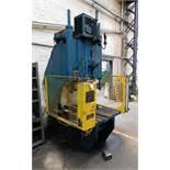 "Sick Type 706-0121 Hydraulic Press 8"" Diameter (Es"