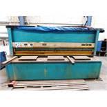 Adira GHS-1330 Guillotine 3m Serial Number 2507/70