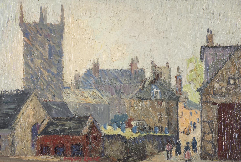Richard Hayley Lever (American 1876-1958), St Ives Parish Church
