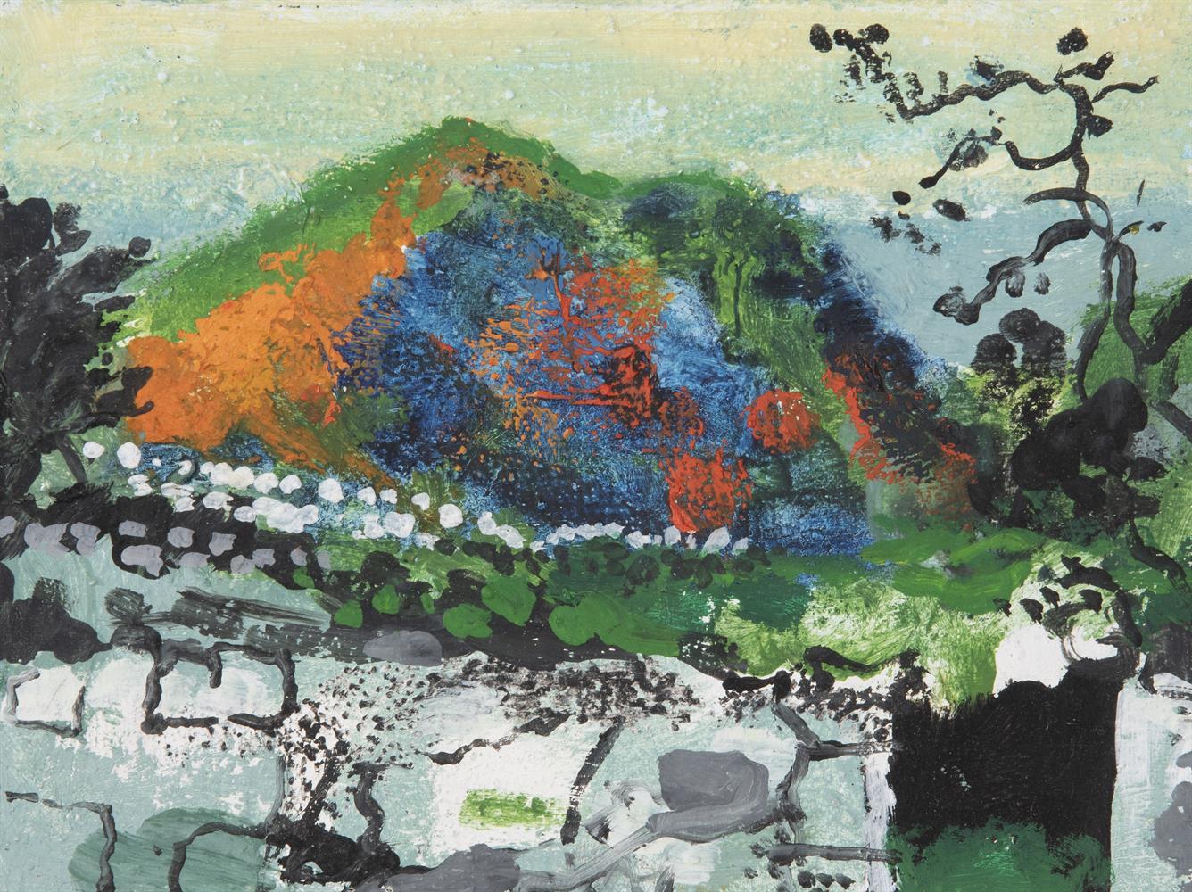 John Piper (British 1903-1992), Garn Fechan from Garn Fawr