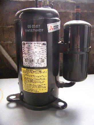 Mitsubishi Electric Rotary Compressor Refrigerant
