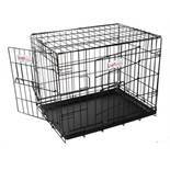 Puppy Pen With Gate And Tray