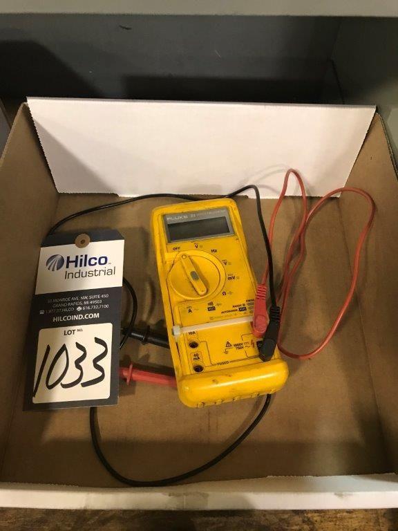 Model 29 Series II Digital Multimeter Hand Tools