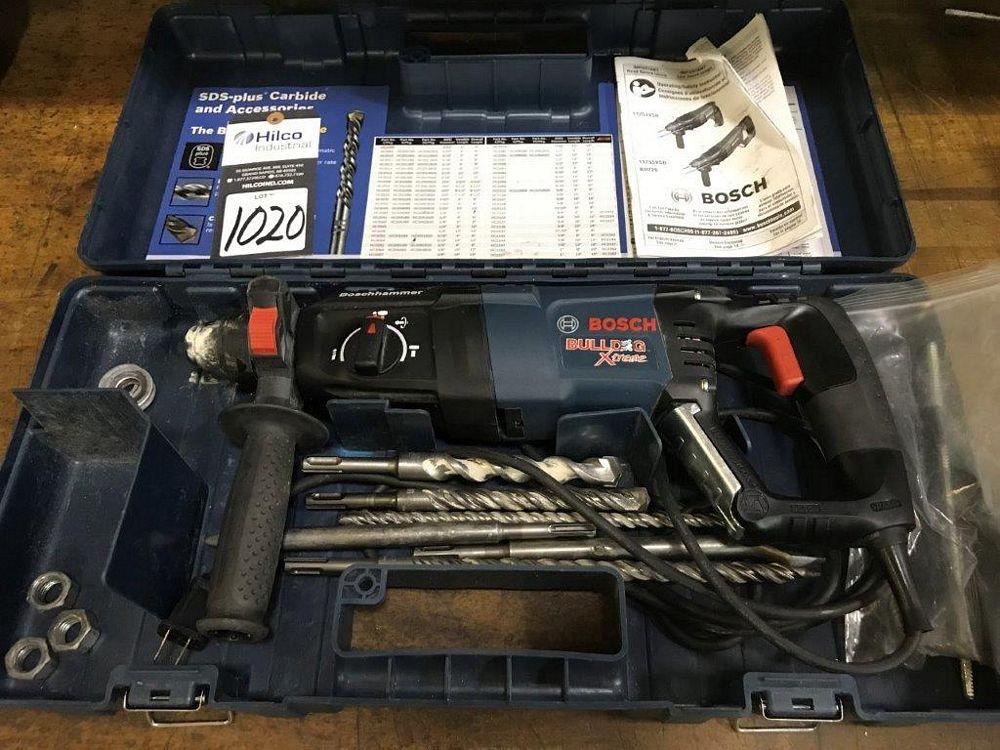 Bosch Model 11255VSR Electric Rotary Hammer Drill - Image 2 of 2