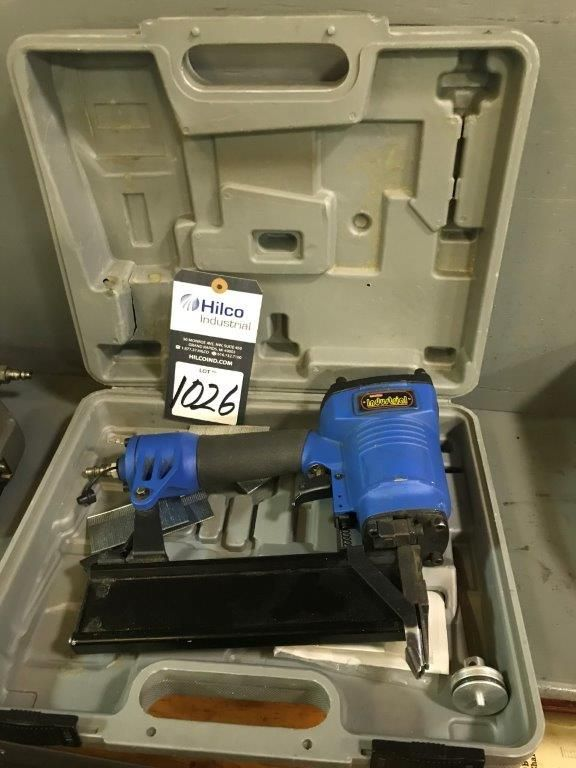 Industrial Model LT-16/50 16 Ga. Pneumatic Finish Nailer Hand Tools