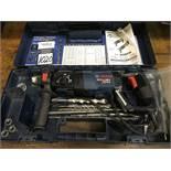 Bosch Model 11255VSR Electric Rotary Hammer Drill
