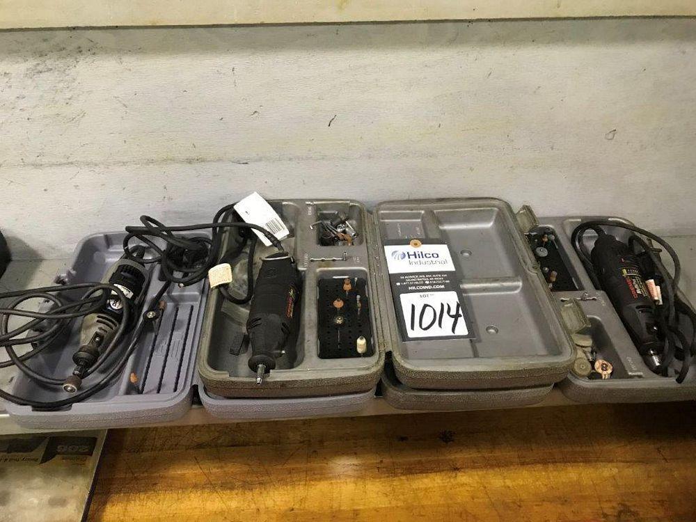 Dremel Model 395 Electric Die Grinders