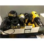 DeWalt 18 Volt Cordless Impact and Drill Hand Tools